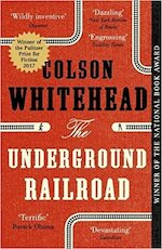 The Underground Railroad - Colson Whitehead (ISBN 9780708898406)