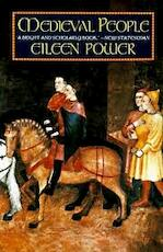 Medieval People - Eileen Power (ISBN 9780060922757)