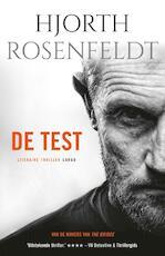 De test - Hjorth Rosenfeldt (ISBN 9789023465713)