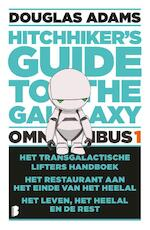 The hitchhiker's Guide to the Galaxy - omnibus 1 - Douglas Adams (ISBN 9789022582220)