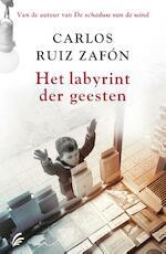 Het labyrint der geesten - Carlos Ruiz Zafón (ISBN 9789056725815)