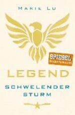 Legend 02. Schwelender Sturm - Marie Lu (ISBN 9783785581599)