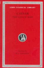 Gallic War L072 V 1 (Trans. Edwards) (Latin) - Caesar (ISBN 9780674990807)