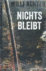 Nichts bleibt - Willi Achten (ISBN 9783865325686)
