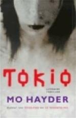 Tokio - Mo Hayder (ISBN 9789024550692)