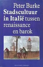 Stadscultuur in Italië - Peter Burke (ISBN 9789025467623)
