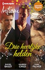 Drie heerlijke helden (3-in-1) - Rachel Bailey (ISBN 9789402530889)