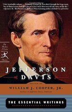 Jefferson Davis: the essential writings - Jefferson Davis, William J. Cooper (ISBN 9780679642527)