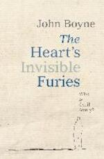 Heart's Invisible Furies - John Boyne (ISBN 9781784161002)