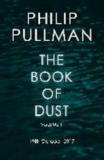 The Book of Dust 01. La Belle Sauvage - Phillip Pullman (ISBN 9780857561084)