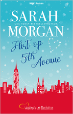 Flirt op 5th Avenue - Sarah Morgan (ISBN 9789402531879)