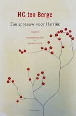 Een spreeuw voor Harriët - H.C. ten Berge (ISBN 9789045035703)