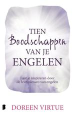 Tien boodschappen van je engelen - Doreen Virtue (ISBN 9789022582558)