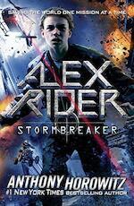 Stormbreaker - Alex Rider - Anthony Horowitz (ISBN 9780142406113)