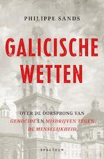 Galicische wetten - Philippe Sands (ISBN 9789000359547)