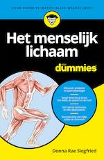 Het menselijk lichaam voor Dummies - Donna Rae Siegfried (ISBN 9789045352817)
