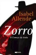Zorro - Isabel Allende (ISBN 9782286016234)