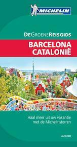 Barcelona en Catalonie (ISBN 9789401411752)