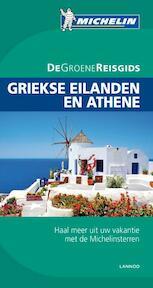 Griekse eilanden en Athene (ISBN 9789020970104)