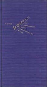 Volle boel - Glas (ISBN 9789073244061)