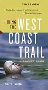 Hiking the West Coast Trail - Tim Leadem (ISBN 9781553651550)