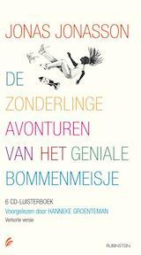 De zonderlinge avonturen van het geniale bommenmeisje [6 CD's] - Jonas Jonasson (ISBN 9789047616658)