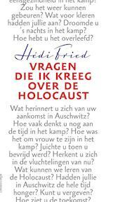 Vragen die ik kreeg over de Holocaust - Hédi Fried (ISBN 9789045036496)