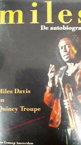 Miles - De autobiografie - Miles Davis, Quincy Troupe, I. Eichholtz (ISBN 9789060128404)