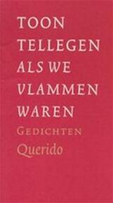 Als we vlammen waren - Toon Tellegen (ISBN 9789021483931)