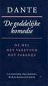 De goddelijke komedie - Dante Alighieri (ISBN 9789028416659)