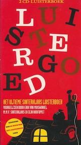 Luistergoed - het ultieme Sinterklaas 2 CD'S - (ISBN 9789054445586)