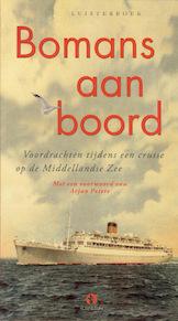 Bomans aan boord - Godfried Bomans (ISBN 9789047615880)