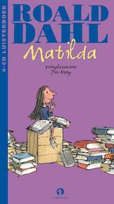 Matilda - Roald Dahl (ISBN 9789054446583)