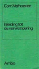 Inleiding tot de verwondering - Cornelis Verhoeven (ISBN 9789026301520)