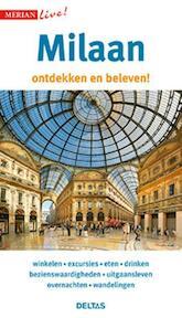 Merian live - Milaan - Beate C. Kirchner (ISBN 9789044748208)