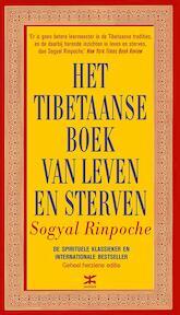 Het Tibetaanse boek van leven en sterven - Sogyal Rinpoche (ISBN 9789021556581)