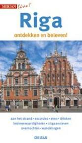 Merian live - Riga - Christiane Bauermeister (ISBN 9789044746068)