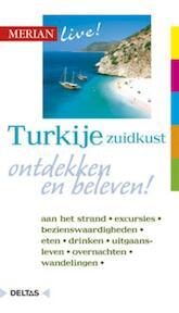 Merian Live!- Turkije Zuidkust - Christoph Neumann (ISBN 9789044729092)