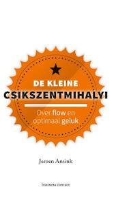De kleine Csikszentmihalyi - Jeroen Ansink (ISBN 9789047011989)