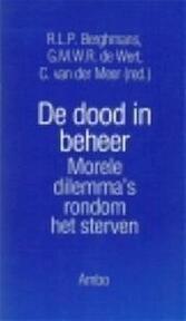 De Dood in beheer - R. L. P. Berghmans (ISBN 9789026311031)