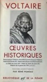 Oeuvres Historiques - Voltaire