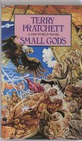 Small Gods - Terry Pratchett (ISBN 9780552138901)