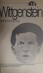 Wittgenstein - Anthony Kenny (ISBN 9780674953932)