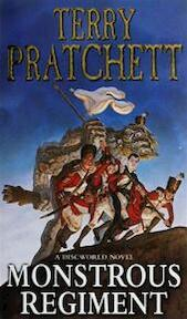 Monstrous Regiment - Terry Pratchett (ISBN 9780552149419)