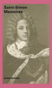 Memoires - Saint-Simon (ISBN 9789029537094)