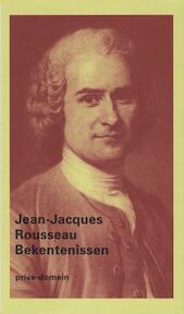 Bekentenissen - J.-J. Rousseau (ISBN 9789029534901)