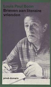 Brieven aan literaire vrienden - Louis Paul Boon, Jos Muyres (ISBN 9789029505994)