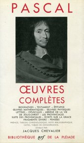 Oeuvres complètes - Pascal