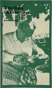 Geen oordeel - Tibor Déry, Antal Sivirsky (ISBN 9789029513784)