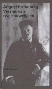 Verslag van twee huwelijken - August Strindberg (ISBN 9789029547390)